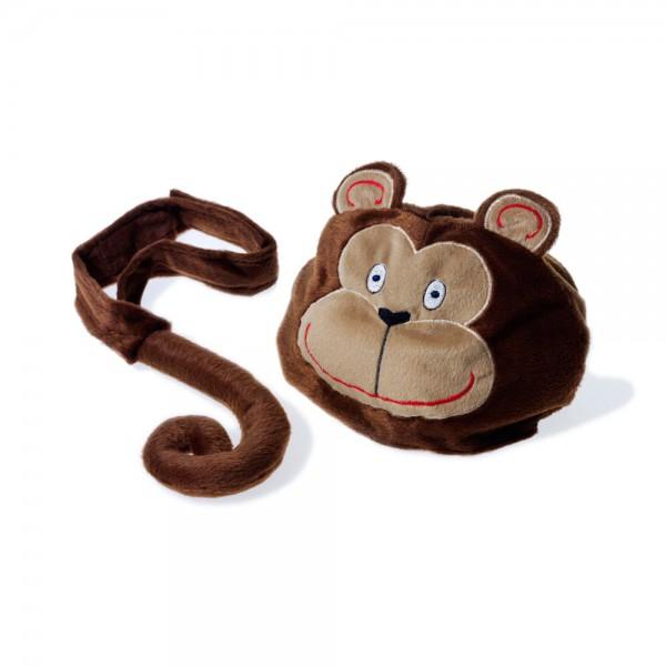 Oskar & Ellen Tier Spielmütze Affe