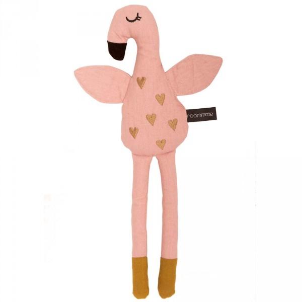 Roommate Kuscheltier Flamingo