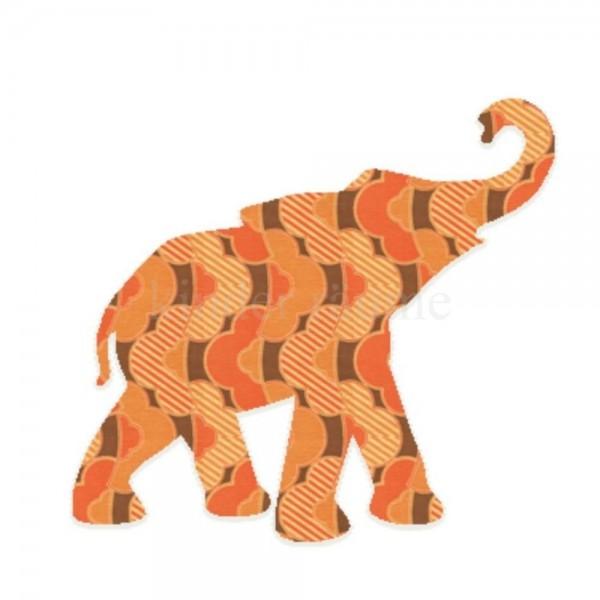 Inke Tapetentier Babyelefant 084