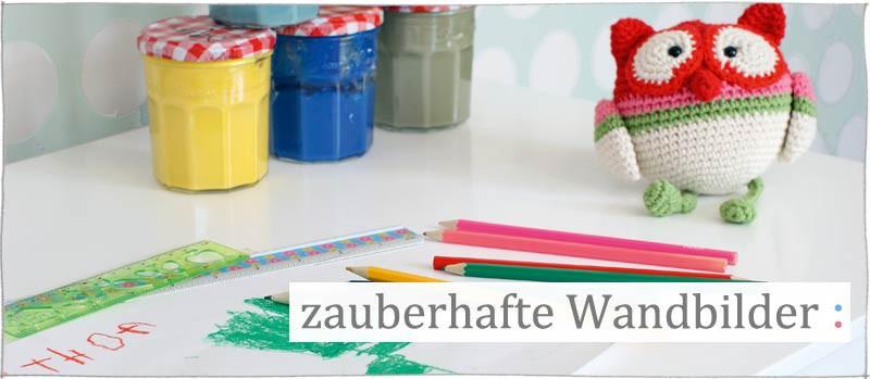 Wandgestaltung fürs Kinderzimmer im kinder räume online Shop kaufen ...