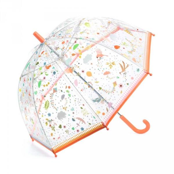 Djeco Kinder Regenschirm In der Luft