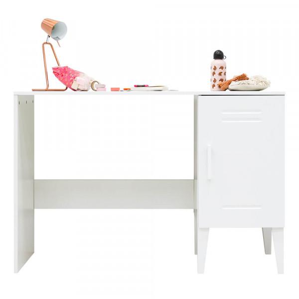 Bopita Locker Schreibtisch weiss
