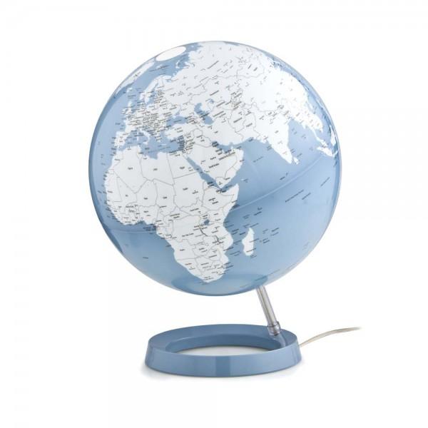 Räth Design Leucht Globus Atmosphere blau