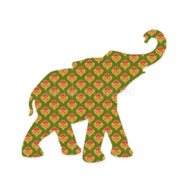 Inke Tapetentier Babyelefant 083