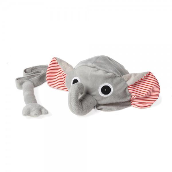Oskar & Ellen Tier Spielmütze Elefant