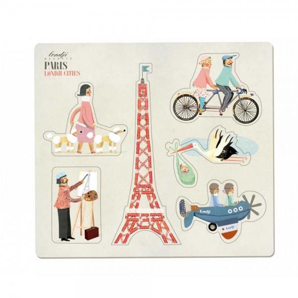 Londji Kinder Magneten Paris