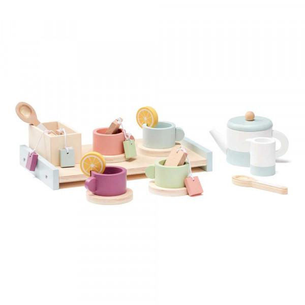 Kids Concept Teeset für Kinderküchen