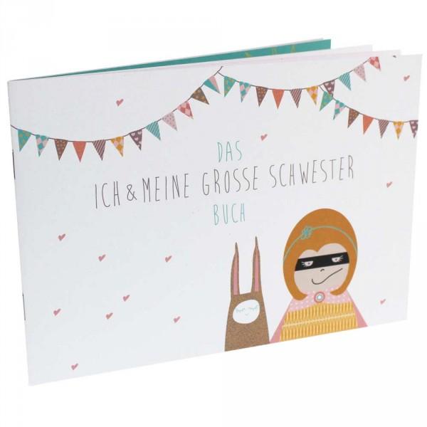 """Ava & Yves Geschwisterbuch """"Ich & meine grosser Schwester"""""""