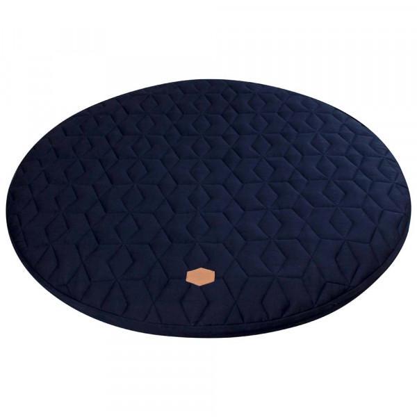 Filibabba Spielmatratze / Krabbeldecke dunkelblau