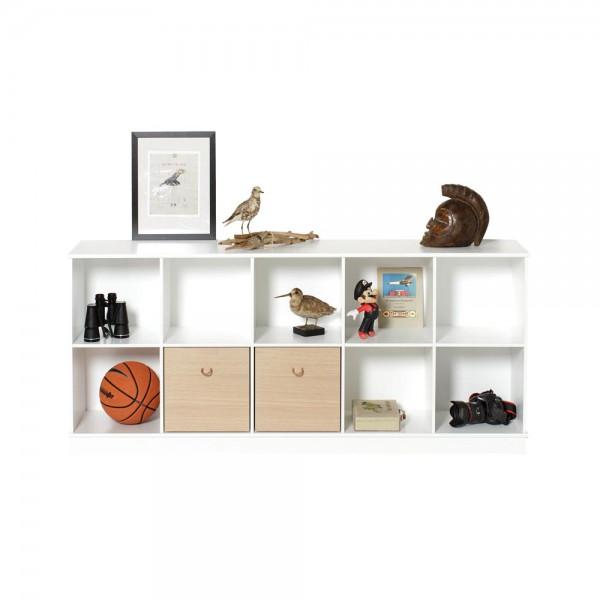 Oliver Furniture Wood Standregal breit