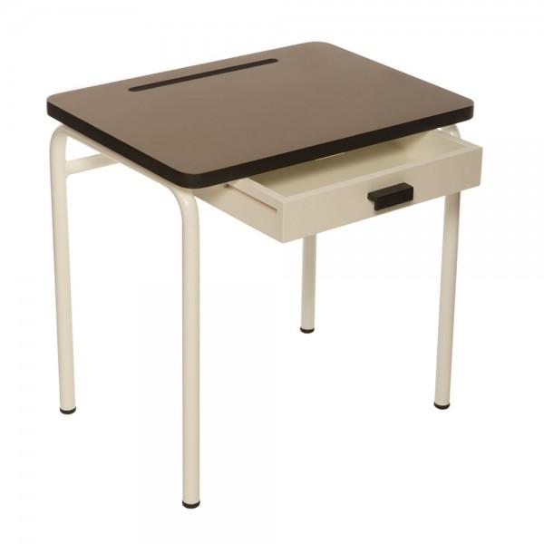 Gambettes Kindertisch/Schreibtisch Regine taupe