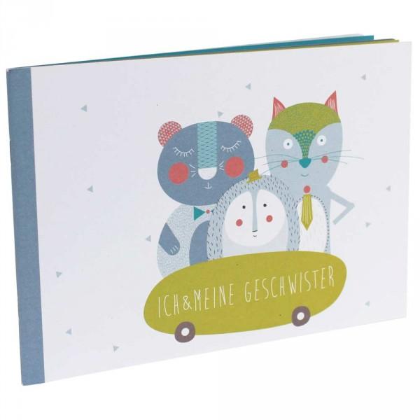 """Ava & Yves Geschwisterbuch """"Ich & meine Geschwister"""""""
