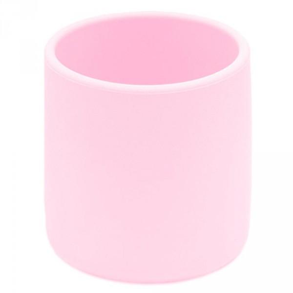We Might Be Tiny Silikon Trinkbecher rosa
