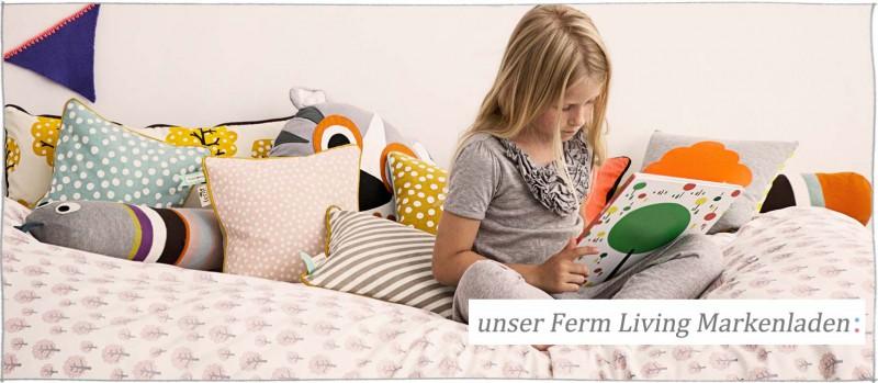 Ferm Living Kissen, Bettwäsche + mehr im kinder räume online Shop ...