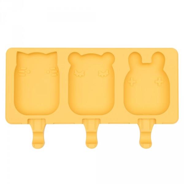 Eisform Silikon gelb von We Might Be Tiny