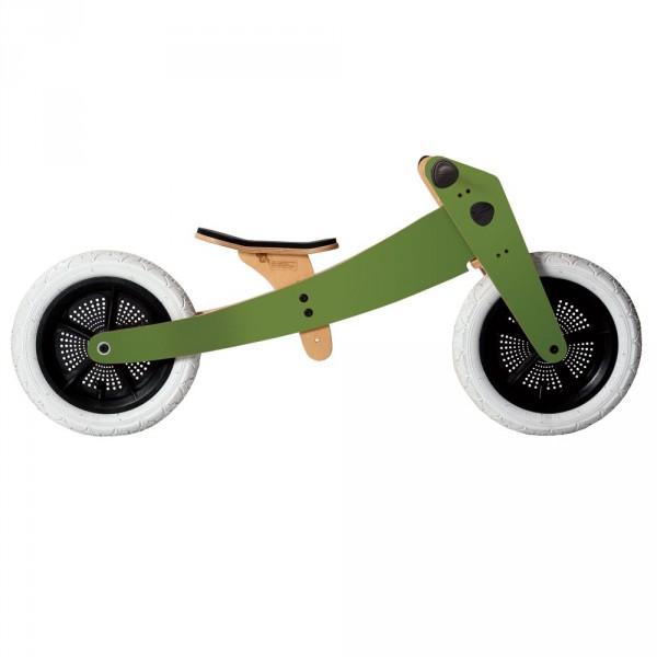 Wishbone Laufrad 2 in 1 grün