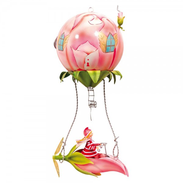 L' Oiseau Bateau Mobile Heissluftballon Blume