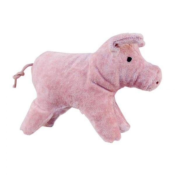 Senger Kuscheltier Tierkind Schweinchen rosa