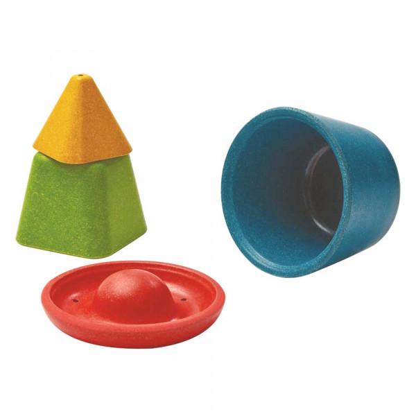 Plan Toys Sandspielzeug-Set Formen