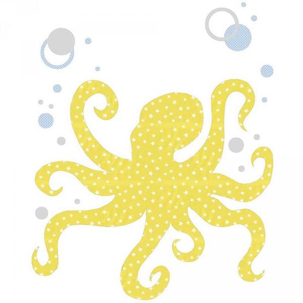 Inke Tapetentier Octopus Muster 212