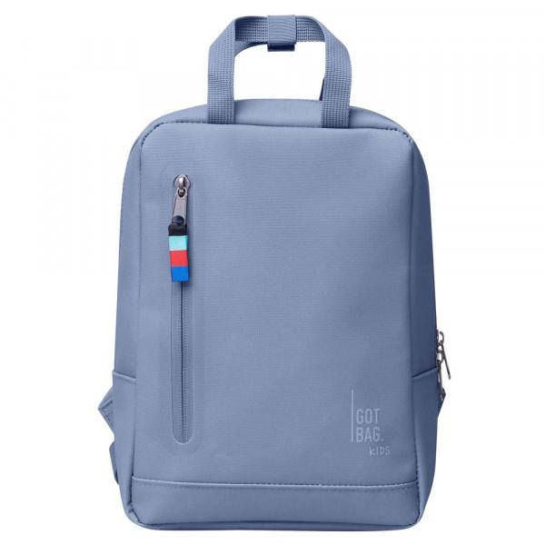GOT BAG Kinder Rucksack Daypack Mini hellblau