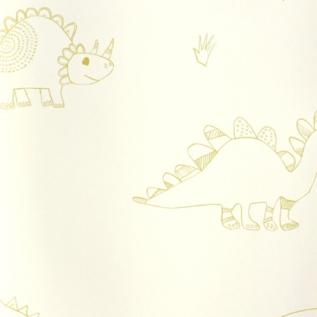 Harlequin Dino Tapete lime