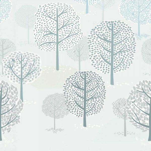 Eijffinger Wandbild Wald