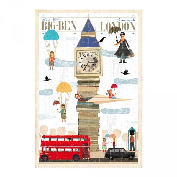 Londji Kinder Puzzle London