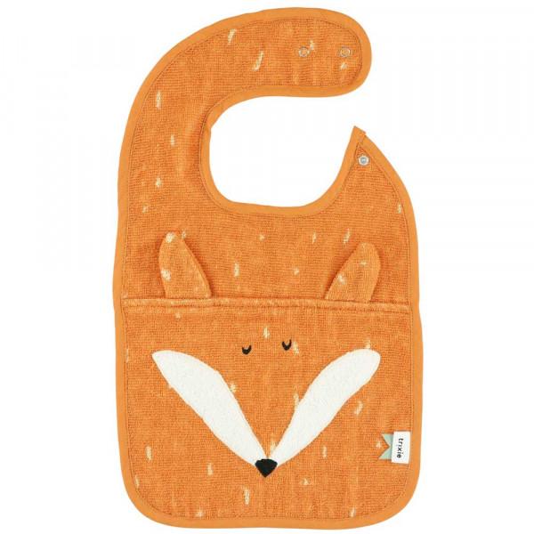 Trixie Baby Lätzchen Fuchs Mr. Fox