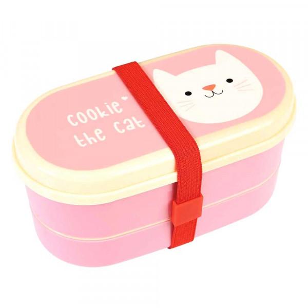 Rex London Bento Box Katze Cookie