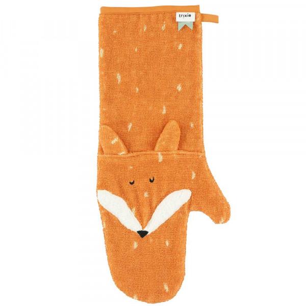 Trixie Wasch Handschuh Fuchs Mr. Fox