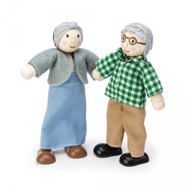 Le Toy Van Puppenhaus Zubehör Grosseltern