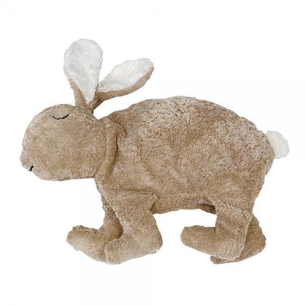 Senger Kuscheltier Wärmekissen Hase beige