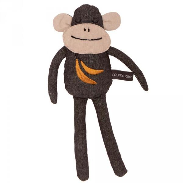 Roommate Kuscheltier Affe