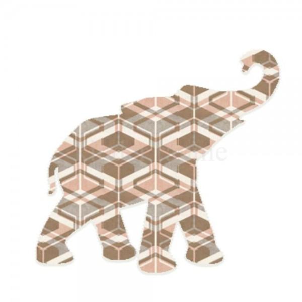Inke Tapetentier Babyelefant 159