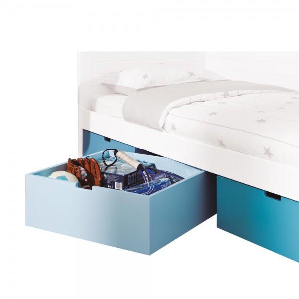 Asoral Roomplanner Bettschublade auf Rollen