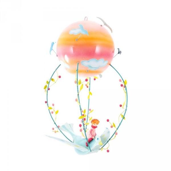 L' Oiseau Bateau Mobile Riesen-Heissluftballon Taube