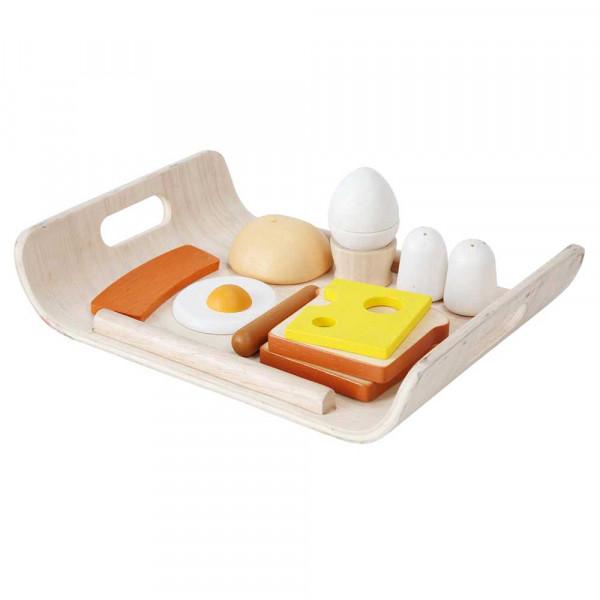 Plan Toys Frühstück-Set Holz