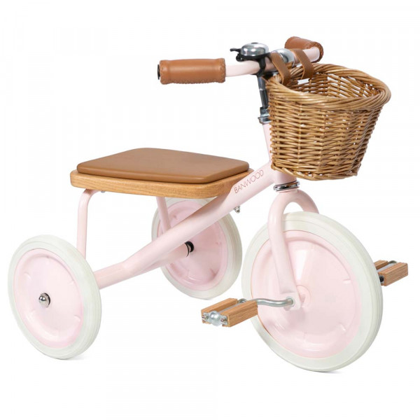 Banwood Kinder Dreirad rosa