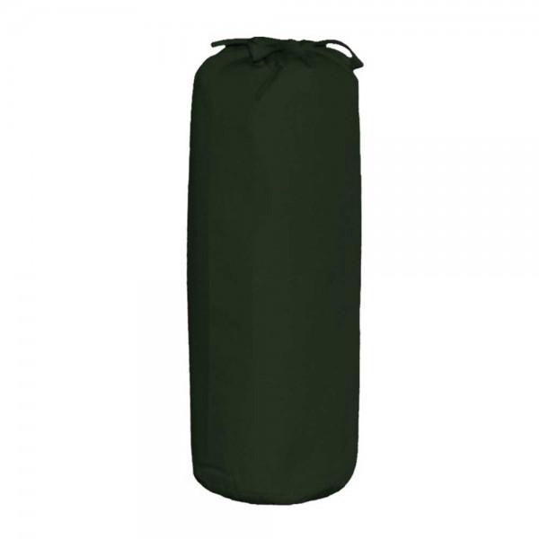 Taftan Spannbettlaken 70 x 140 cm uni grün