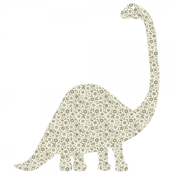 Inke Tapetentier Dino Brontosaurus 117