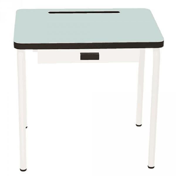 Gambettes Kindertisch/Schreibtisch Regine mint