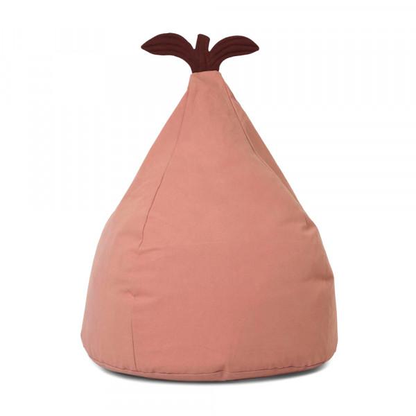 Ferm Living Kinder Sitzsack Birne rosa