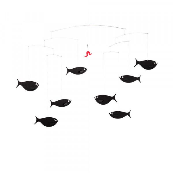 Flensted Mobile schwimmende Fische