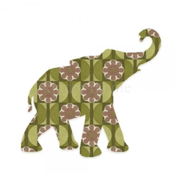 Inke Tapetentier Babyelefant 080