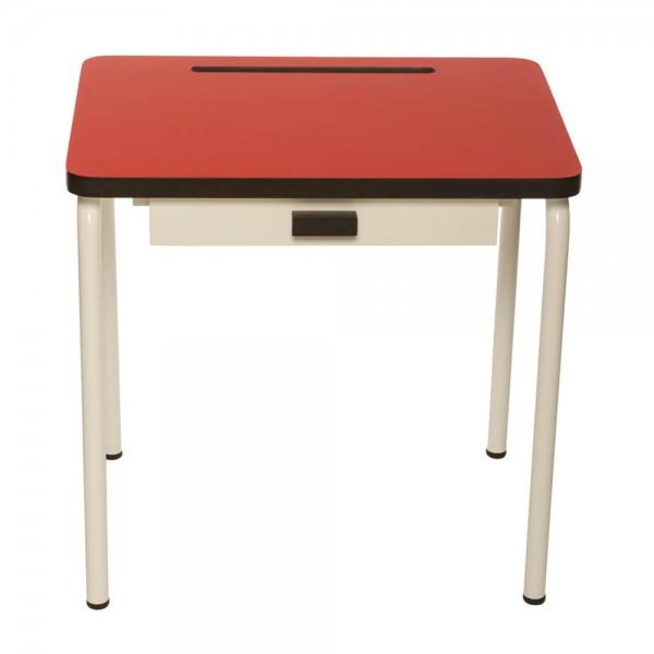 Gambettes Kindertisch/Schreibtisch Regine rot