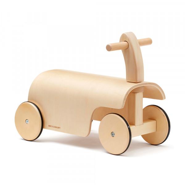 Kids Concept Rutschauto AIDEN Holz natur
