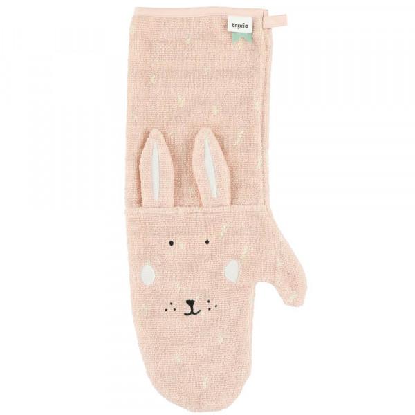 Trixie Wasch Handschuh Hase Mrs. Rabbit
