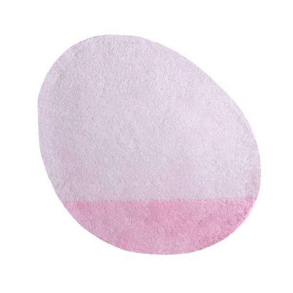 Lilipinso Teppich Stein rosa