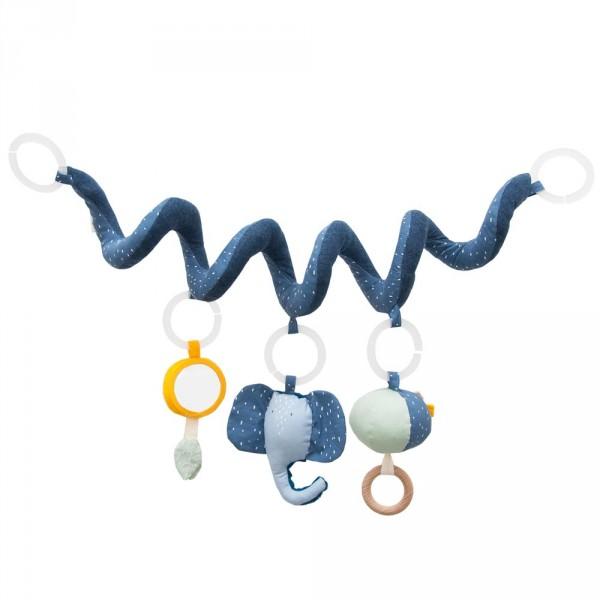 Trixie Baby Spielzeug Spirale Elefant